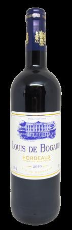 Vinho Tinto Louis de Bogard Bordeaux 750ml  - ADEGA FARRET