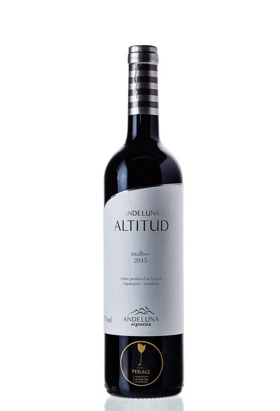 Vinho Tinto Malbec Reserva Andeluna Altitud 750mL  - ADEGA FARRET