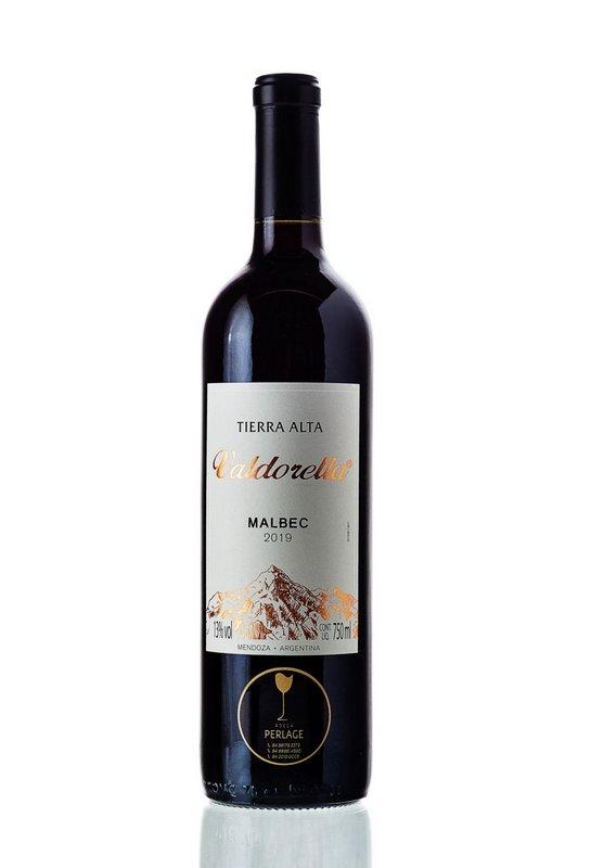 Vinho Tinto Malbec Tierra Alta 750ML  - ADEGA FARRET