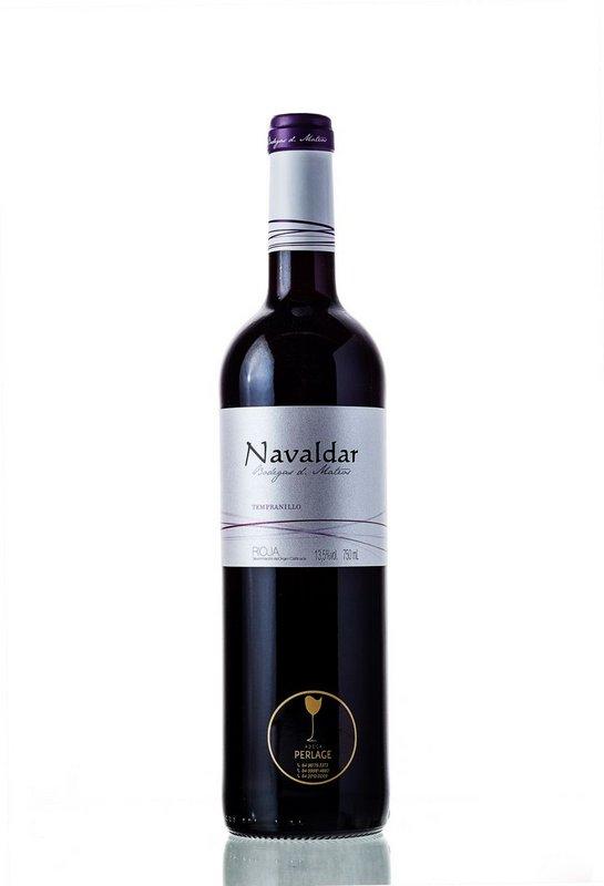 Vinho Tinto Navaldar Bodegas D Mateos Tempranillo Doc Rioja 750mL  - ADEGA FARRET