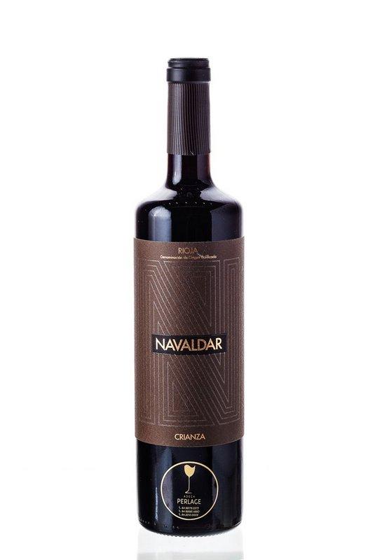 Vinho Tinto Navaldar Crianza Bodegas D Mateos Rioja 750mL  - ADEGA FARRET