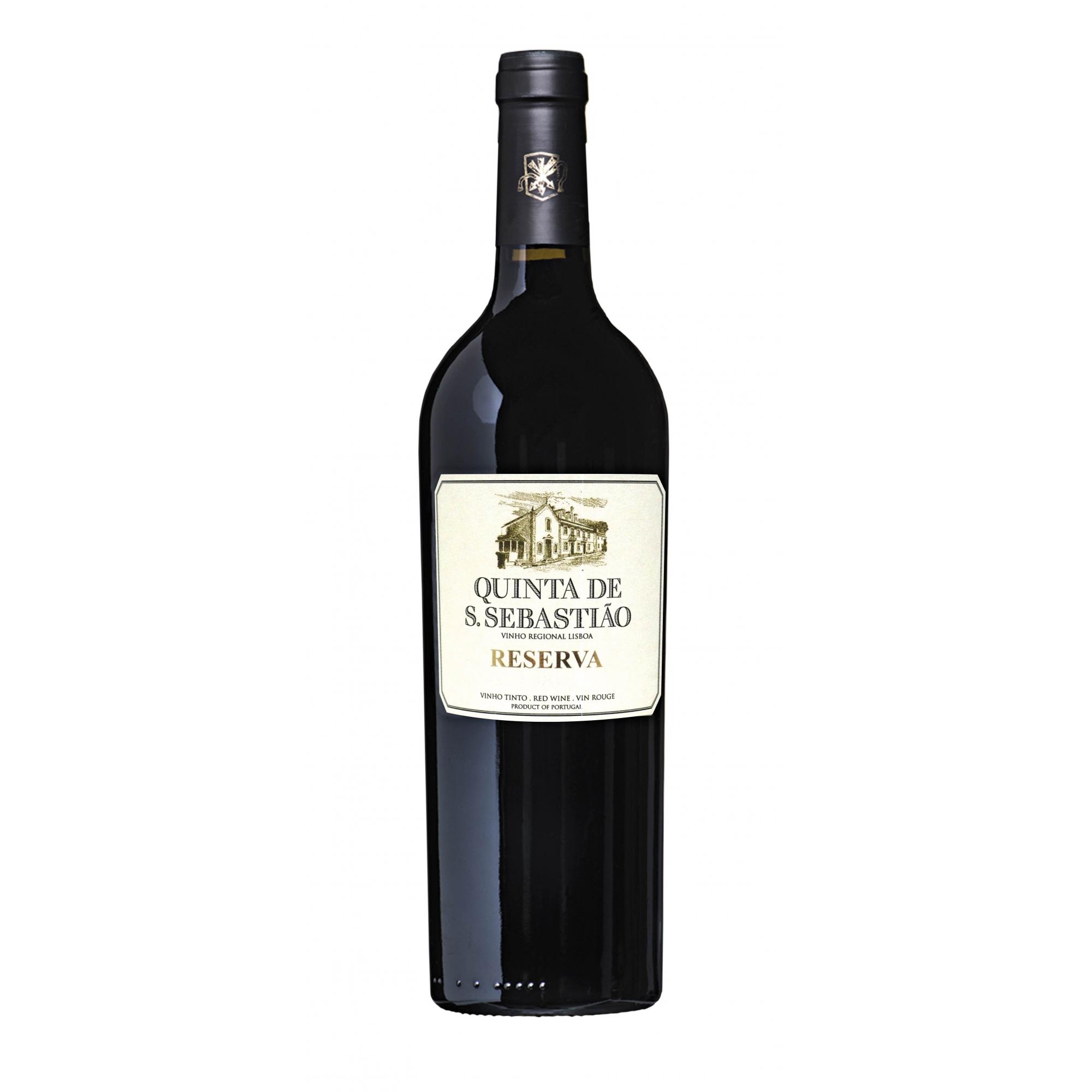 Vinho Tinto Quinta de São Sebastião Reserva 750mL  - ADEGA FARRET