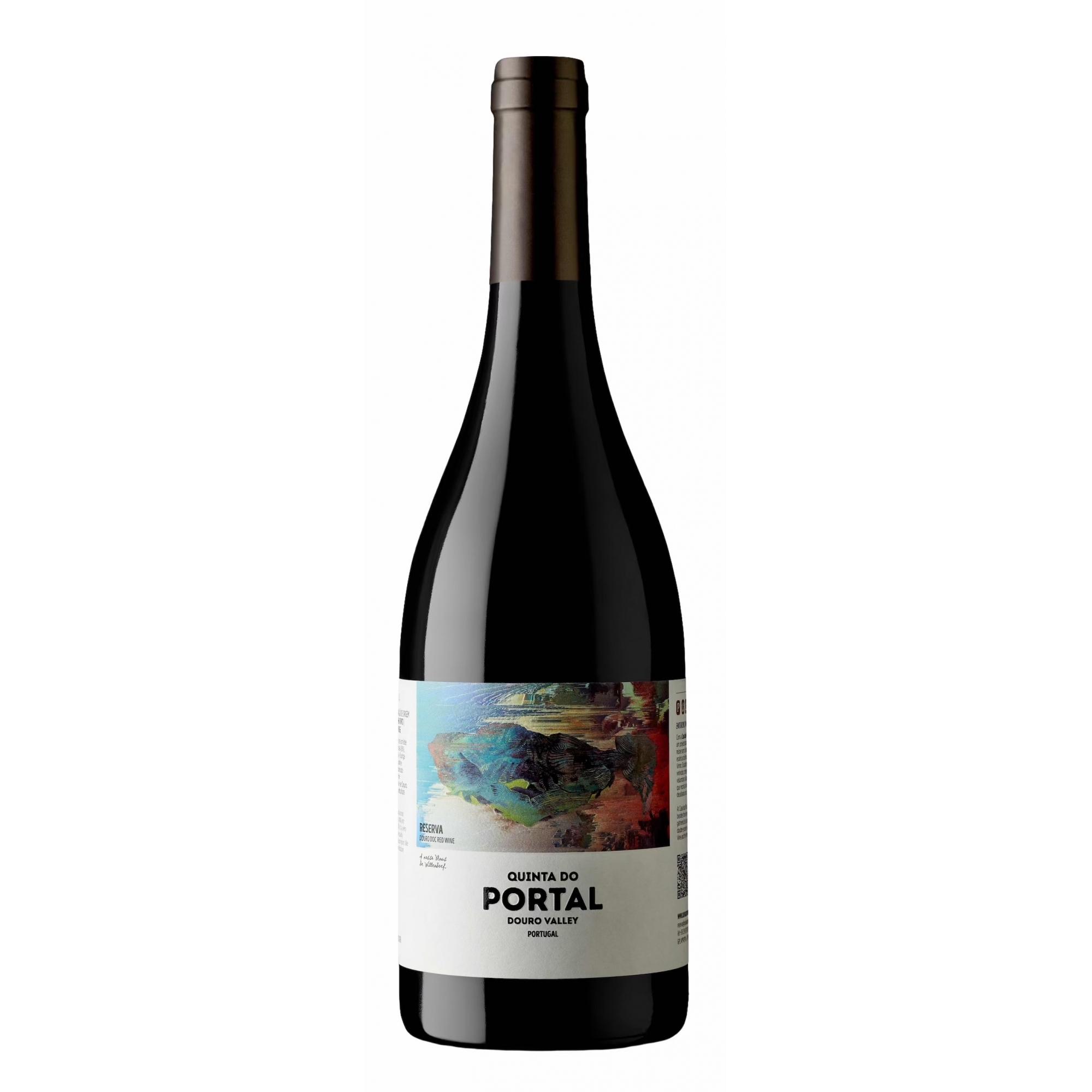 Vinho Tinto Quinta do Portal Douro Valley Colheita 750mL  - ADEGA FARRET