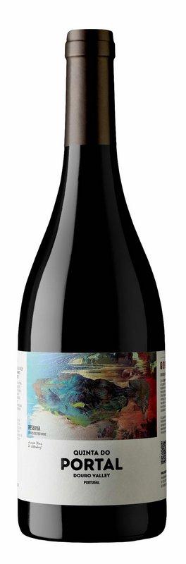 Vinho Tinto Quinta do Portal Reserva Douro DOC 750mL  - ADEGA FARRET