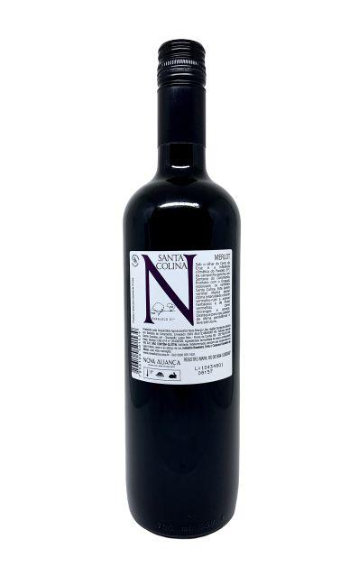 Vinho Tinto Santa Colina Merlot 750mL  - ADEGA FARRET
