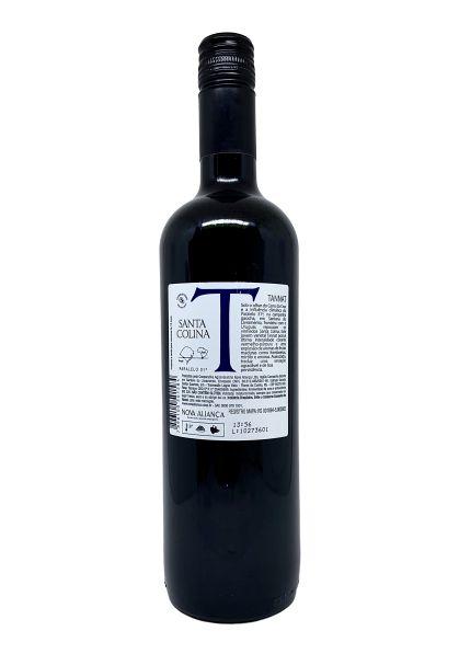 Vinho Tinto Santa Colina Tannat 750mL  - ADEGA FARRET