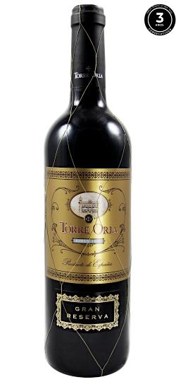 Vinho Tinto Torre Oria Gran Reserva 750mL  - ADEGA FARRET