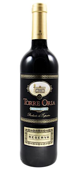 Vinho Tinto Torre Oria Reserva 750mL  - ADEGA FARRET