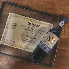 Vinho Tinto Valmarino Cabernet Franc 750mL  - ADEGA FARRET