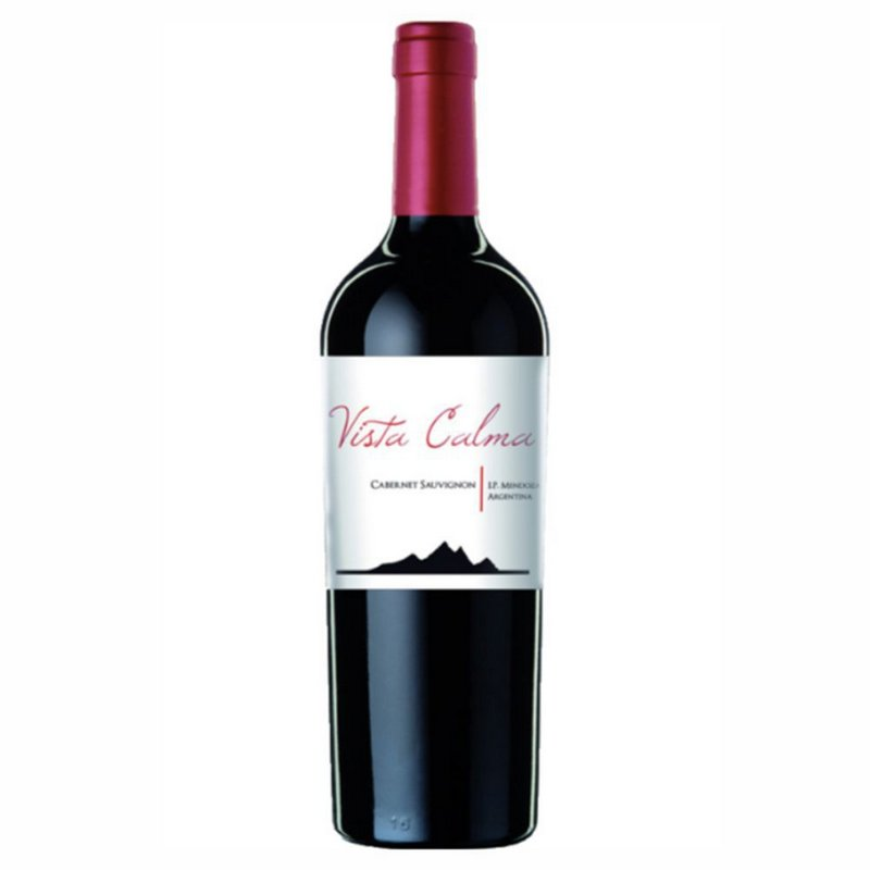 Vinho Tinto Vista Calma Cabernet Sauvignon 750mL  - ADEGA FARRET