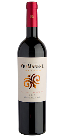 Vinho Tinto Viu Manent Gran Reserva Cabernet Sauvignon 750mL  - ADEGA FARRET