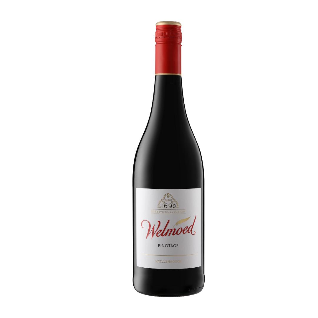 Vinho Tinto Welmoed Pinotage 750mL  - ADEGA FARRET