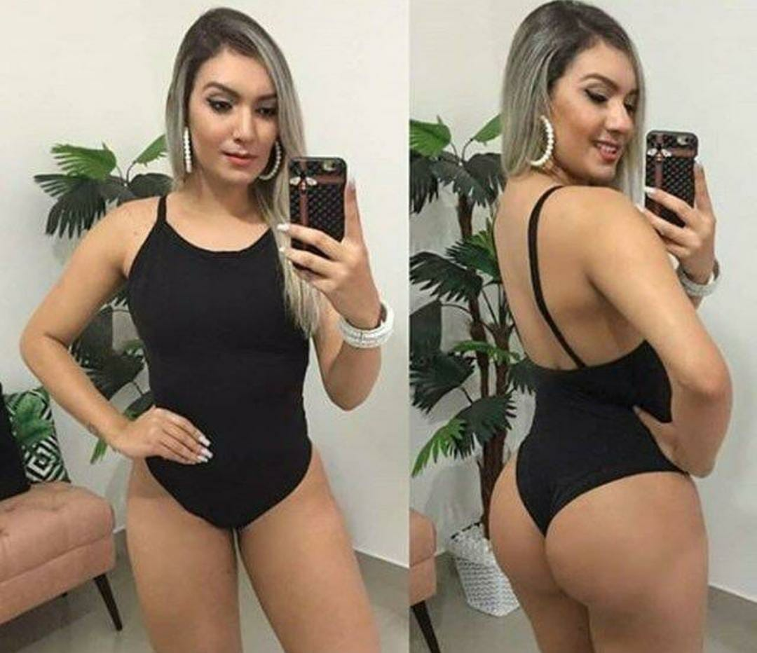 Body Feminino Maiô Cavado Preto