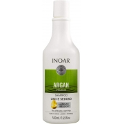 Shampoo Inoar Argan Infusion Liso e Sedoso 500ml
