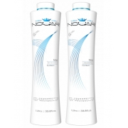 Nouar Escova Progressiva Marroquina Maxx  Kit 2x1000ml