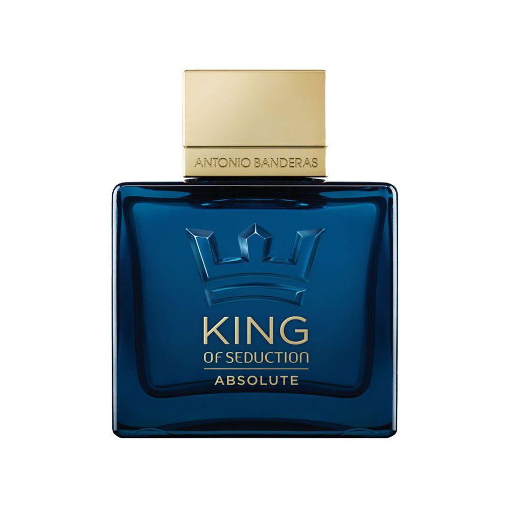 Antonio Banderas King of Seduction Absolute Masculino