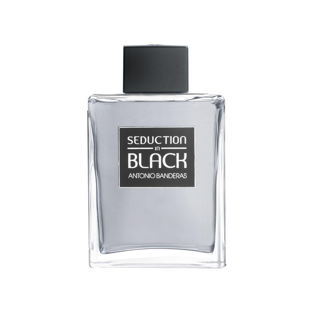 Antonio Banderas Seduction in Black Masculino