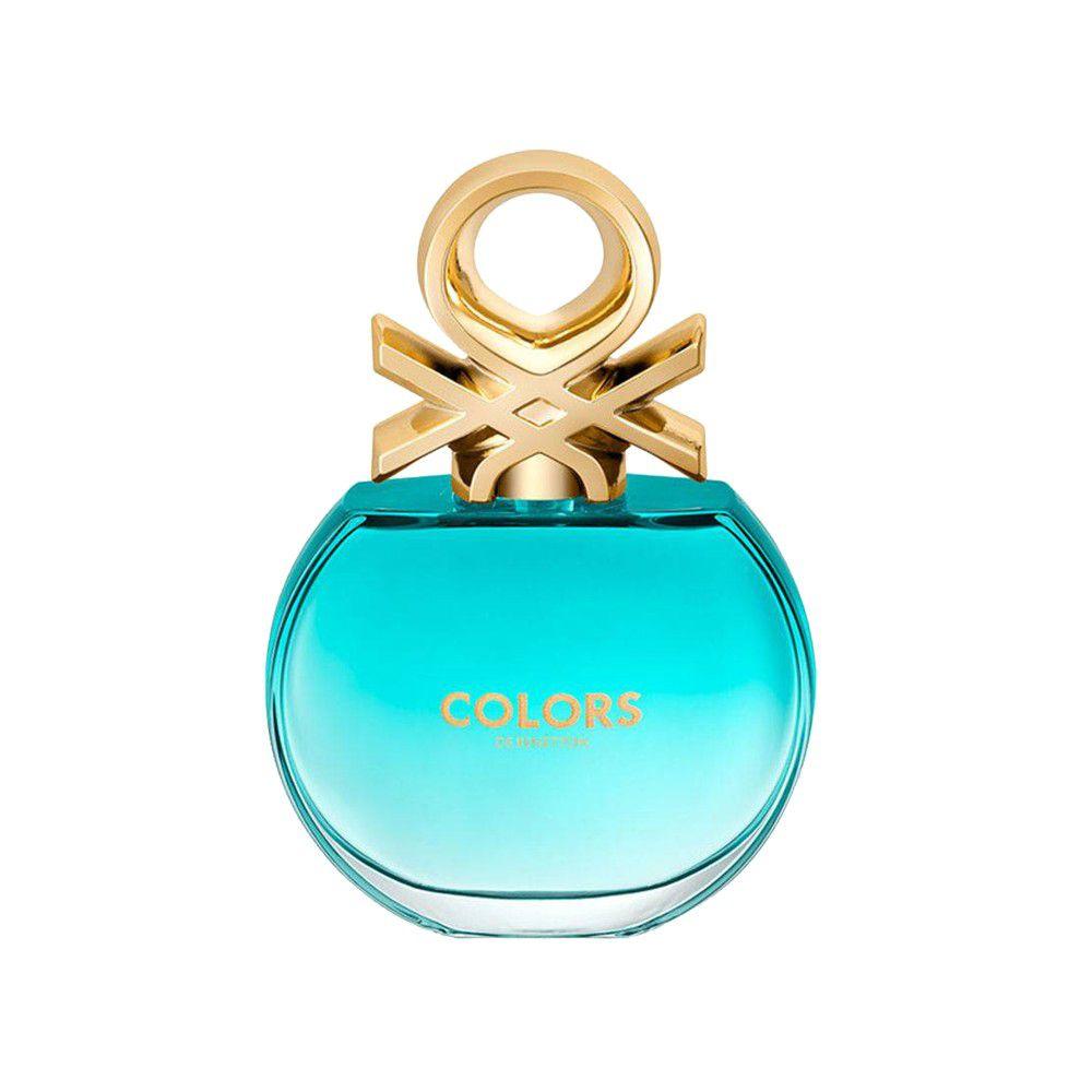 Benetton Colors Blue Feminino