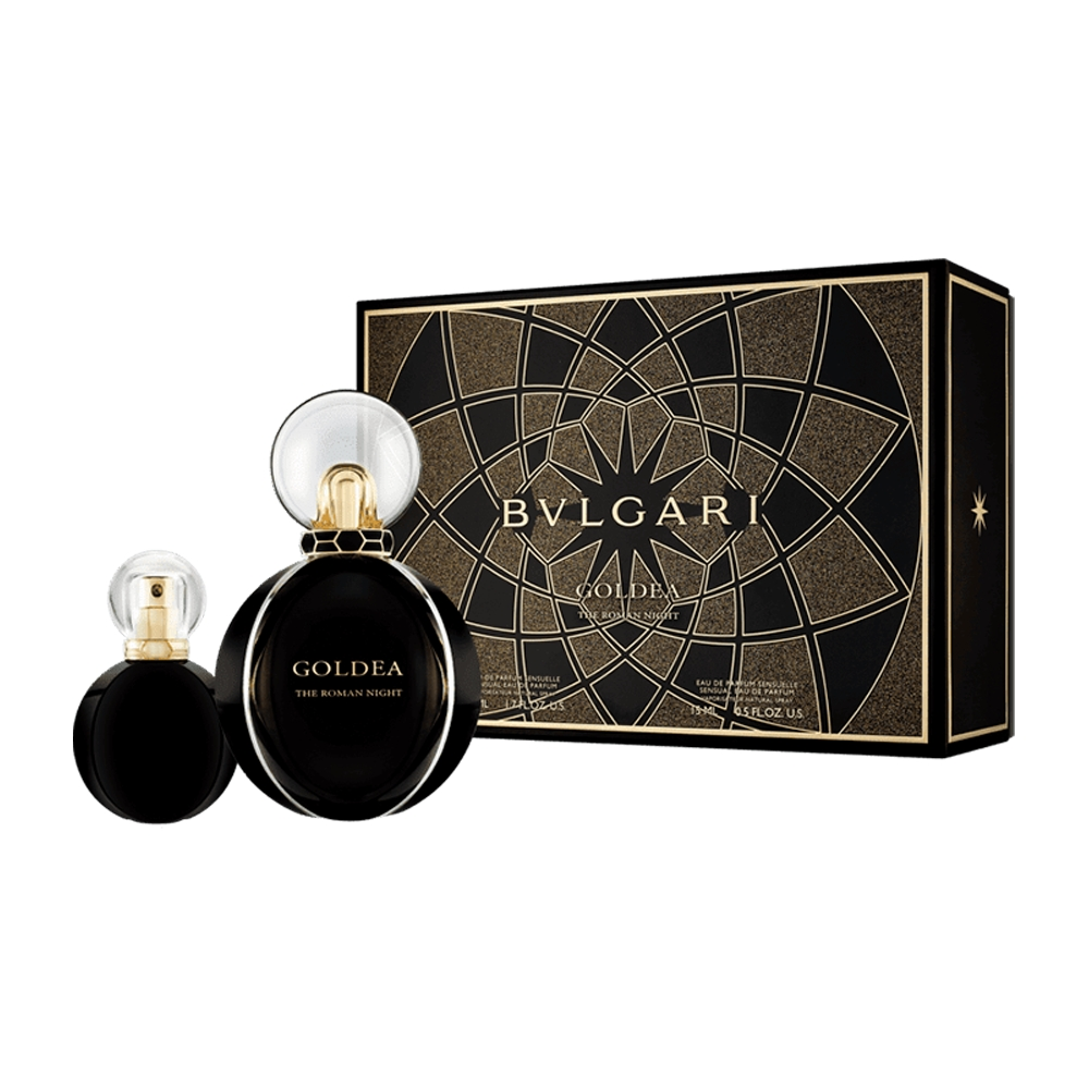 Bvlgari Goldea The Roman Night 50ml + Miniatura 15ml