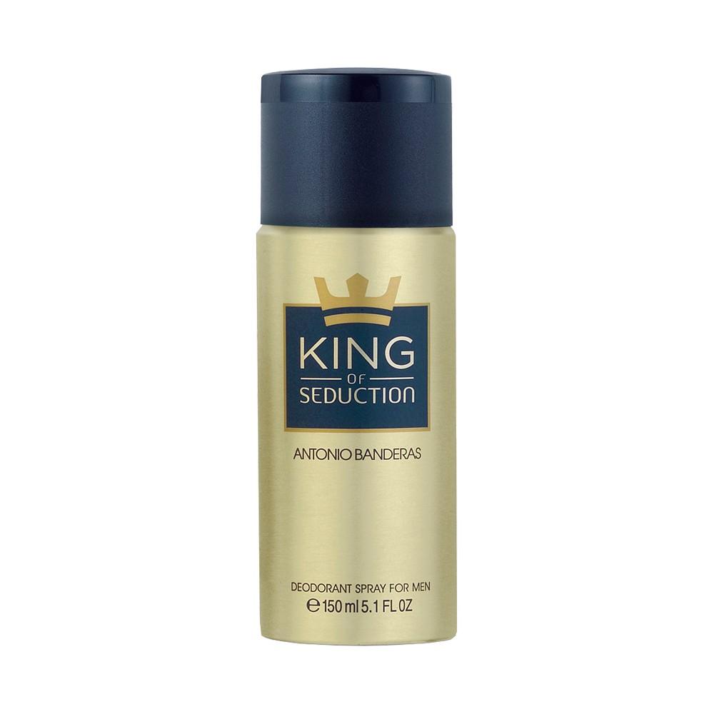 Desodorante Antonio Banderas King of Seduction Absolute Masculino 150ml