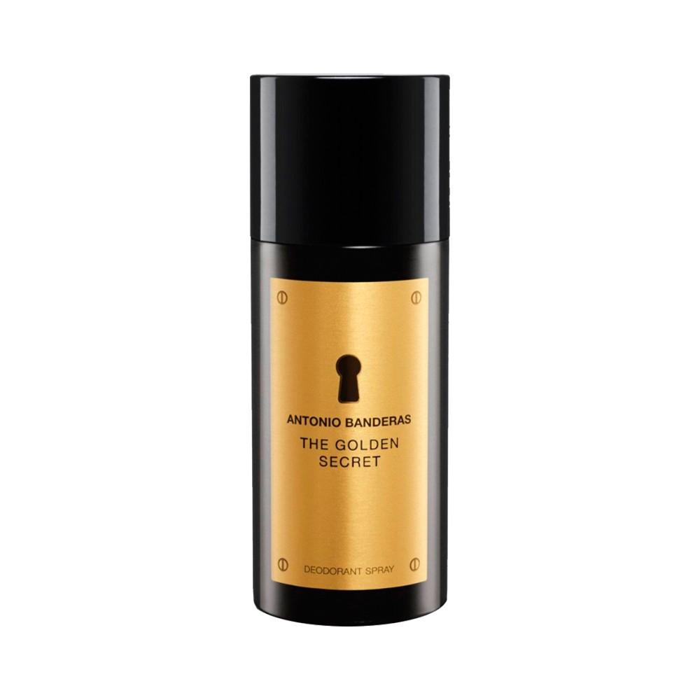 Desodorante Antonio Banderas The Golden Secret Masculino 150ml