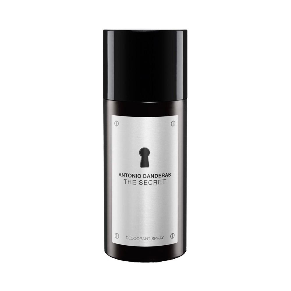 Desodorante Antonio Banderas The Secret  Masculino 150ml