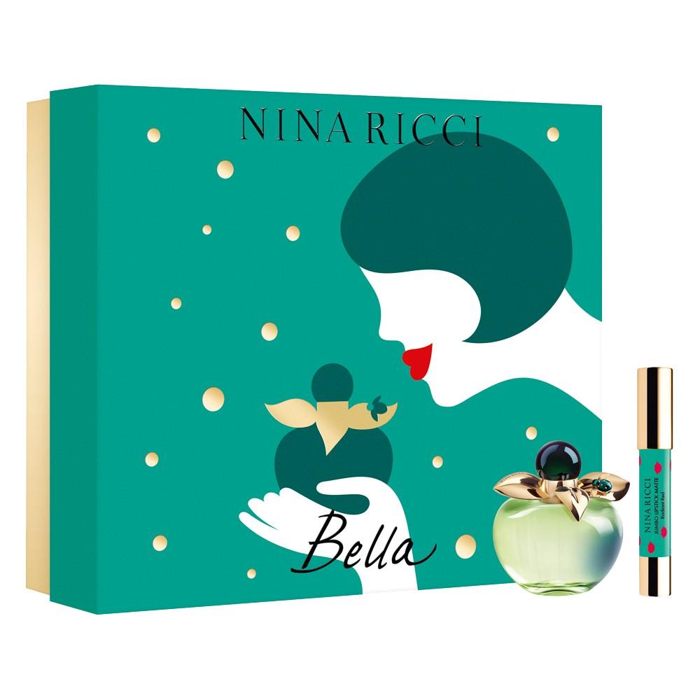 Nina Ricci Bella Feminino - 80ml + Batom