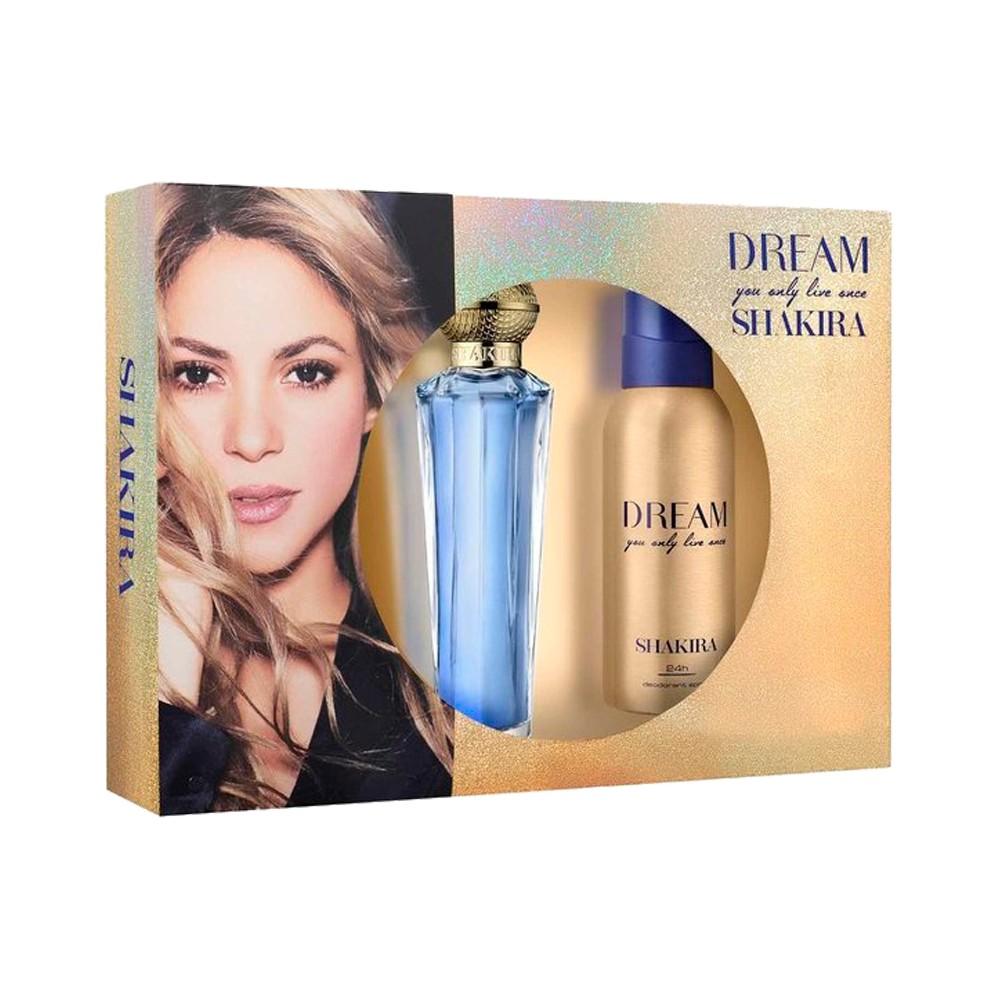 Shakira Dream Feminino - 80ml + Desodorante 150ml