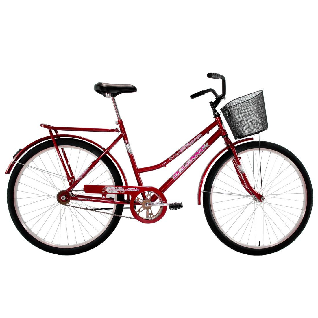 Bicicleta Aro 26 Feminina Freio no Pé CP Classic