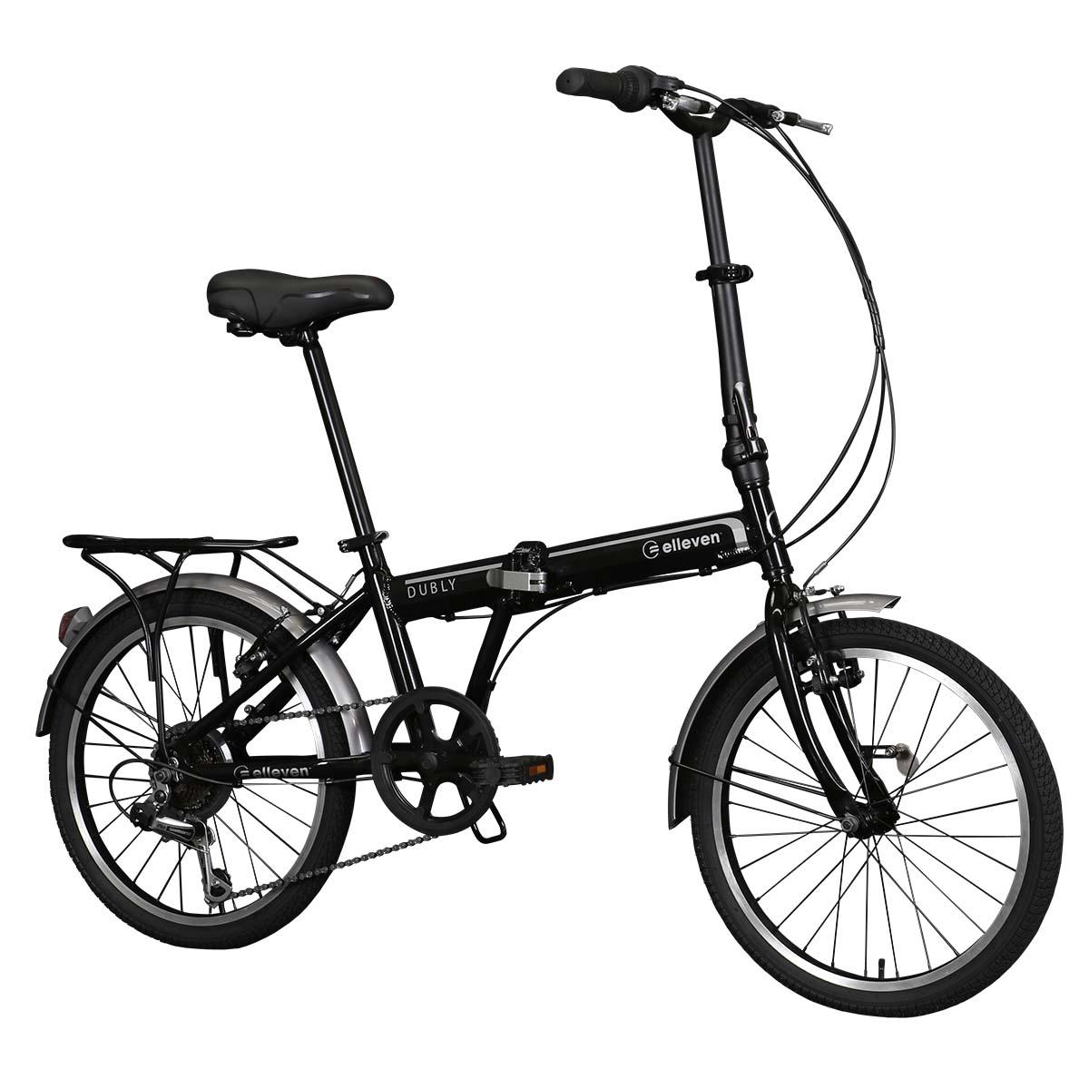 Bicicleta Dobrável em Alumínio Aro 20 6V Shimano