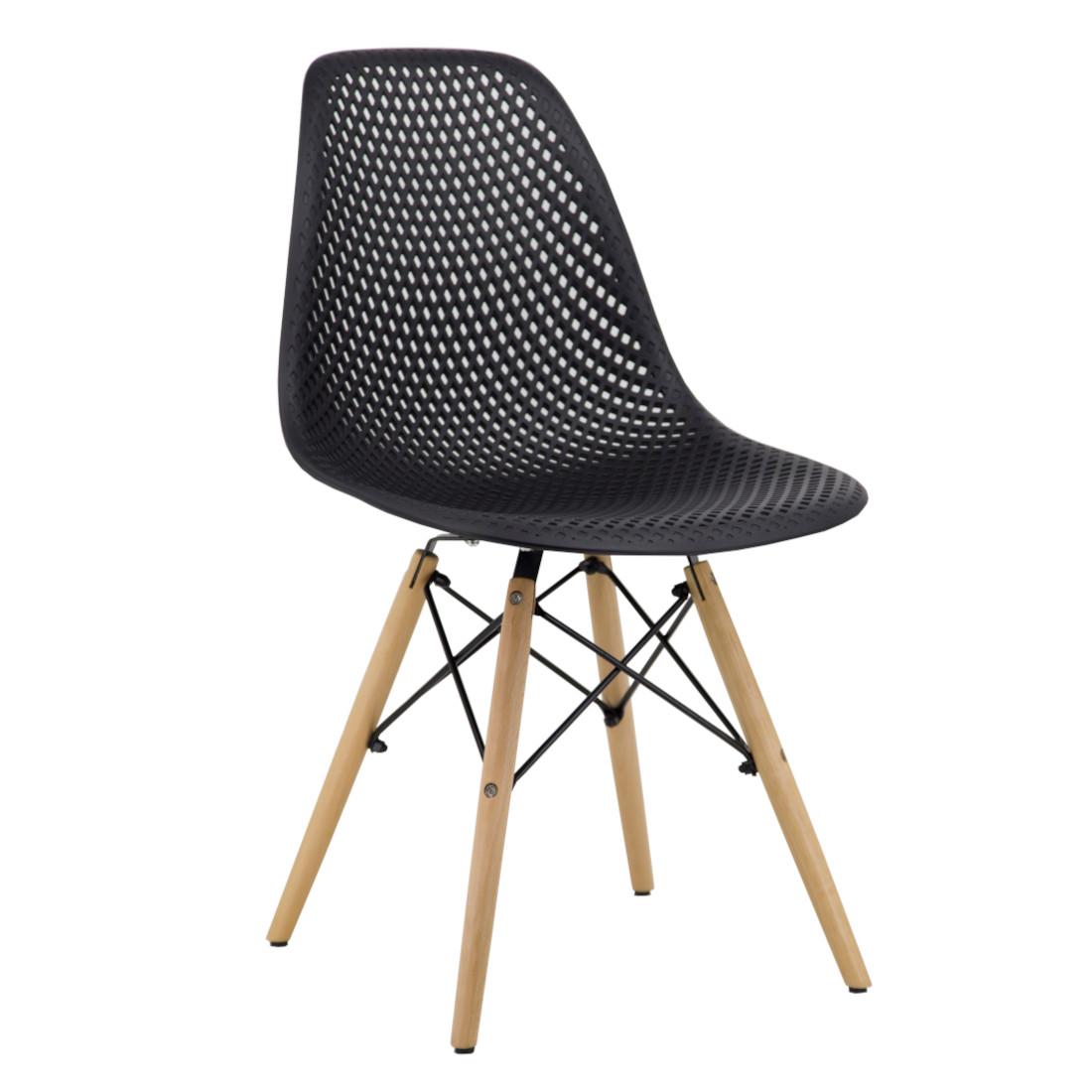 Cadeira Eloá Original Rivatti Releitura Charles Eames Eiffel