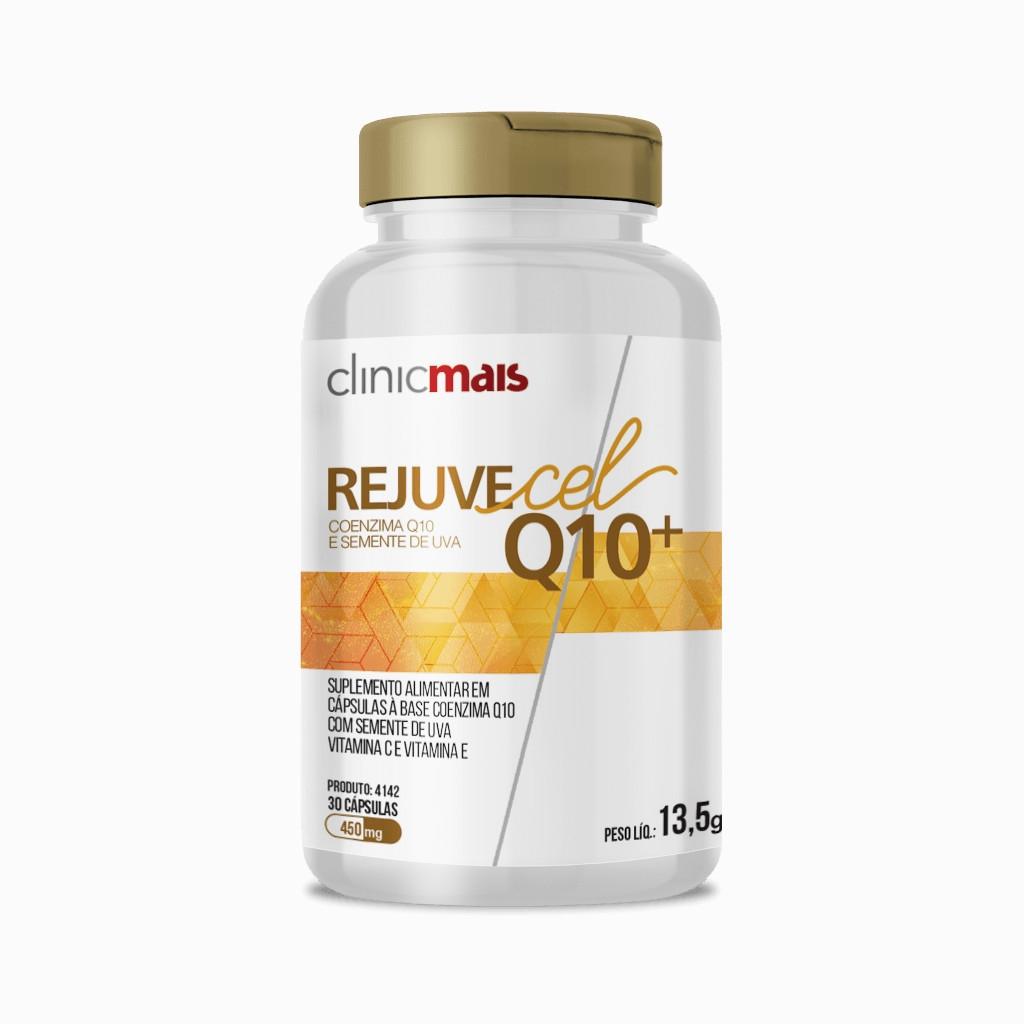RejuveCel Q10 30 cápsulas de 450mg