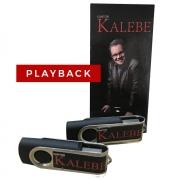 Pen Drive de Playbacks - Discografia Completa de Kalebe