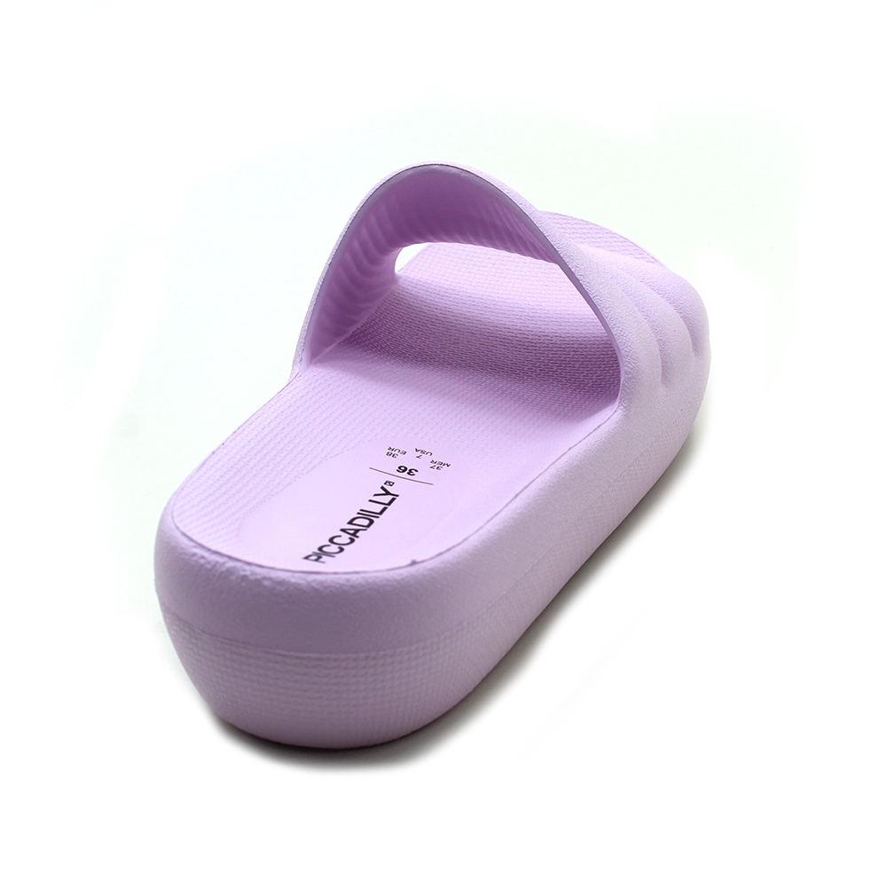 Chinelo Slide Piccadilly Marshmallow 222001