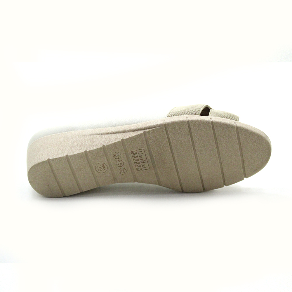 Peep Toe Conforto Usaflex