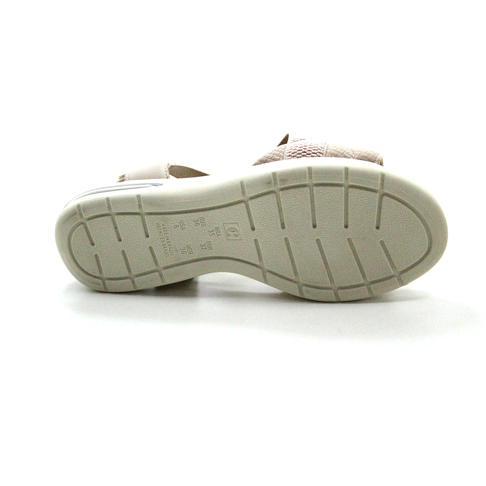Sandália Conforto Papete Comfortflex