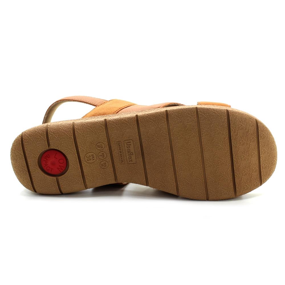 Sandália Conforto Usaflex AA3005