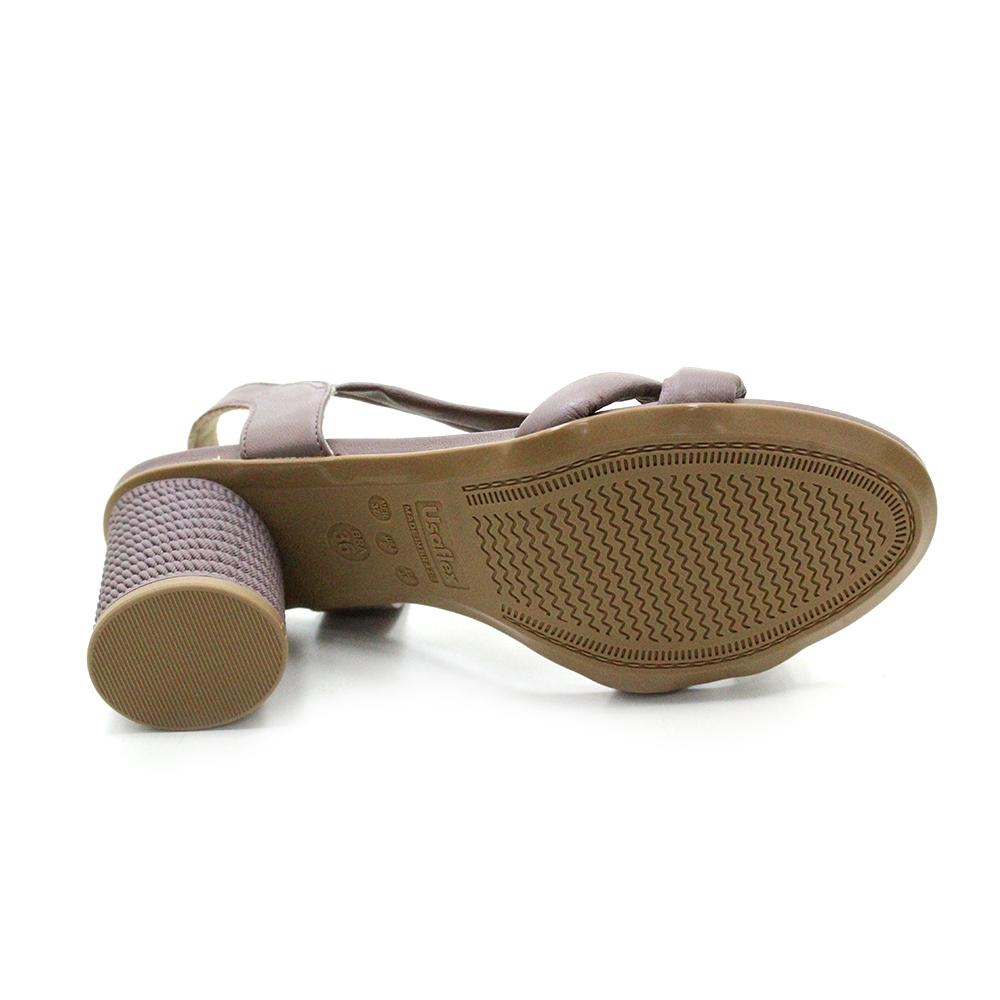 Sandália Salto Alto Usaflex