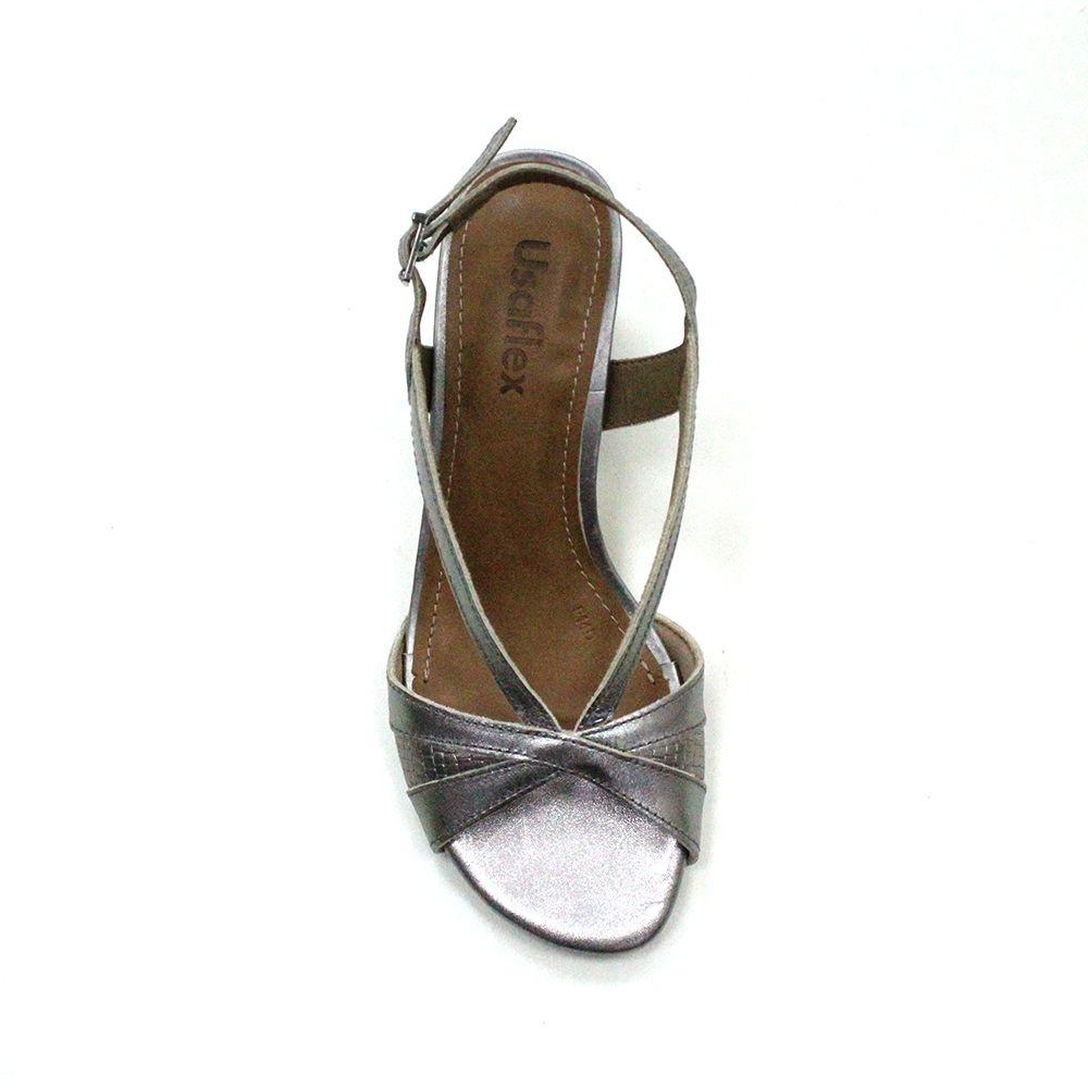 Sandalia Salto Alto Usaflex