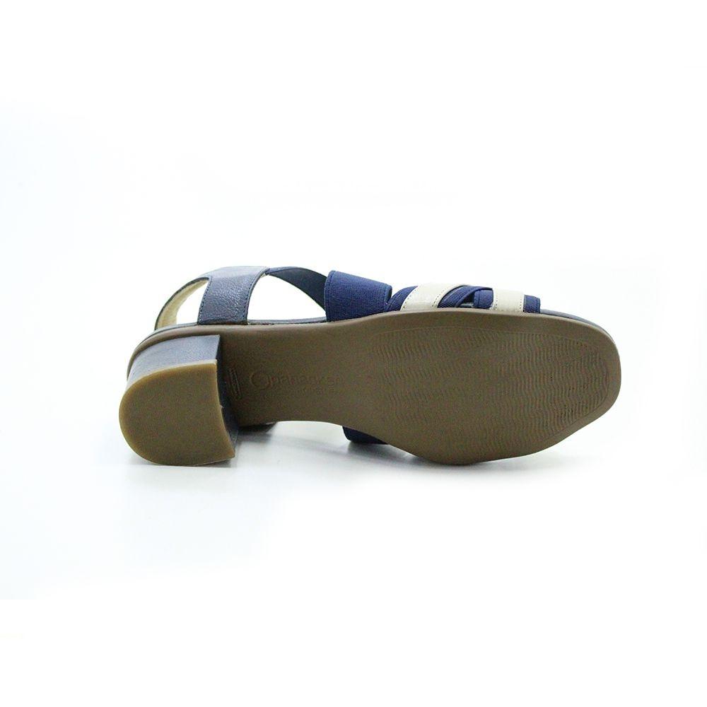 Sandália Salto médio Opananken