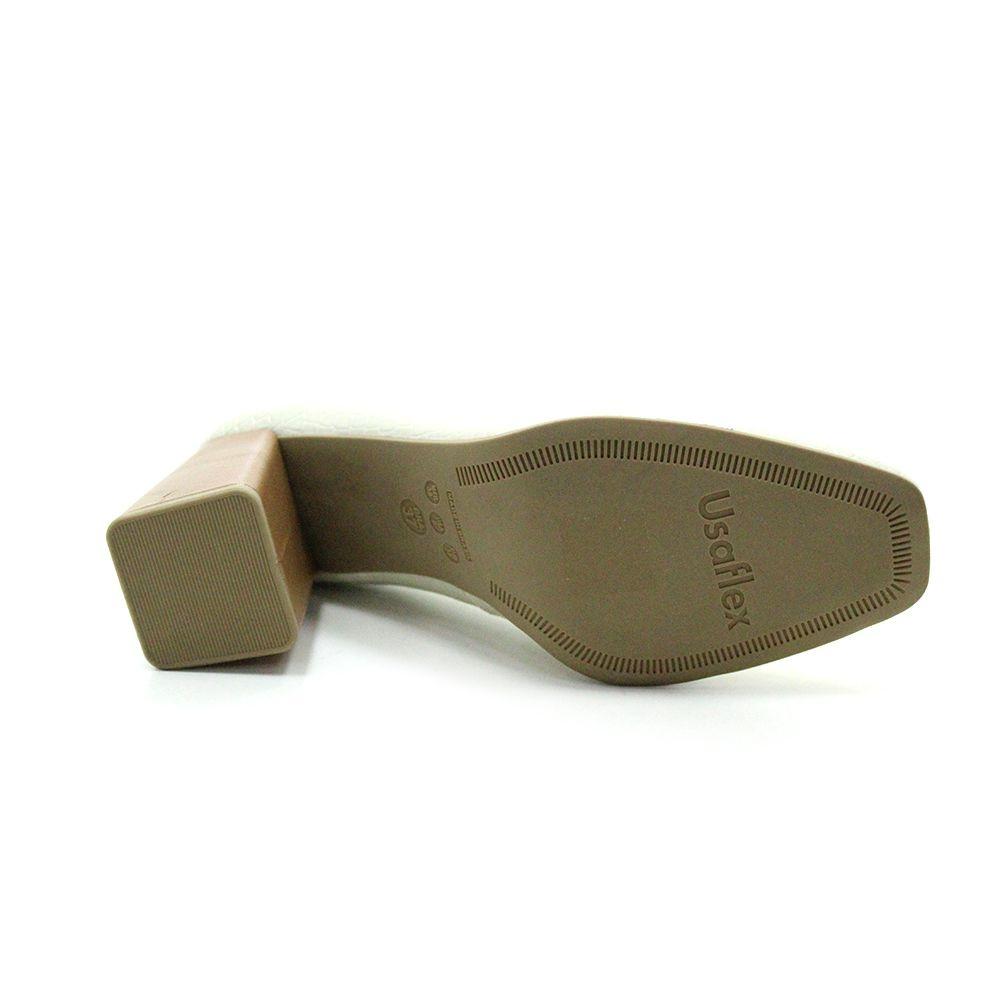 Sapato Salto Alto Usaflex
