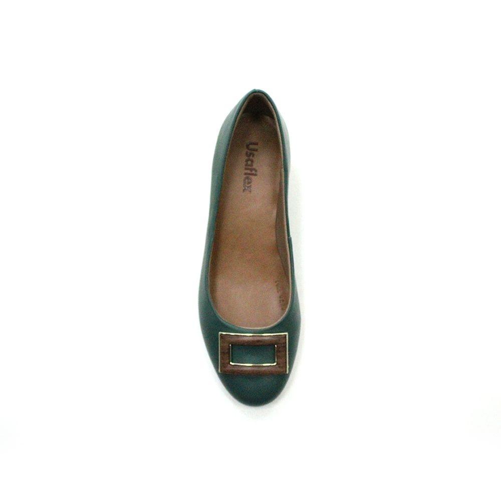 Sapato Usaflex Salto baixo