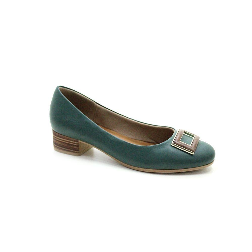 Sapato Usaflex Salto baixo AD0401