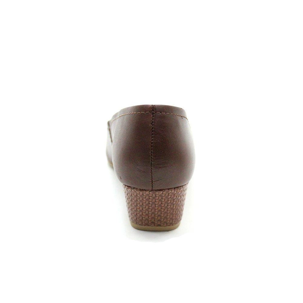 Usaflex Sapato Salto Baixo