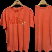 Camiseta T-Shirt  KITE JERI - ORANGE