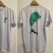 Camiseta T-Shirt RIDER - Branco