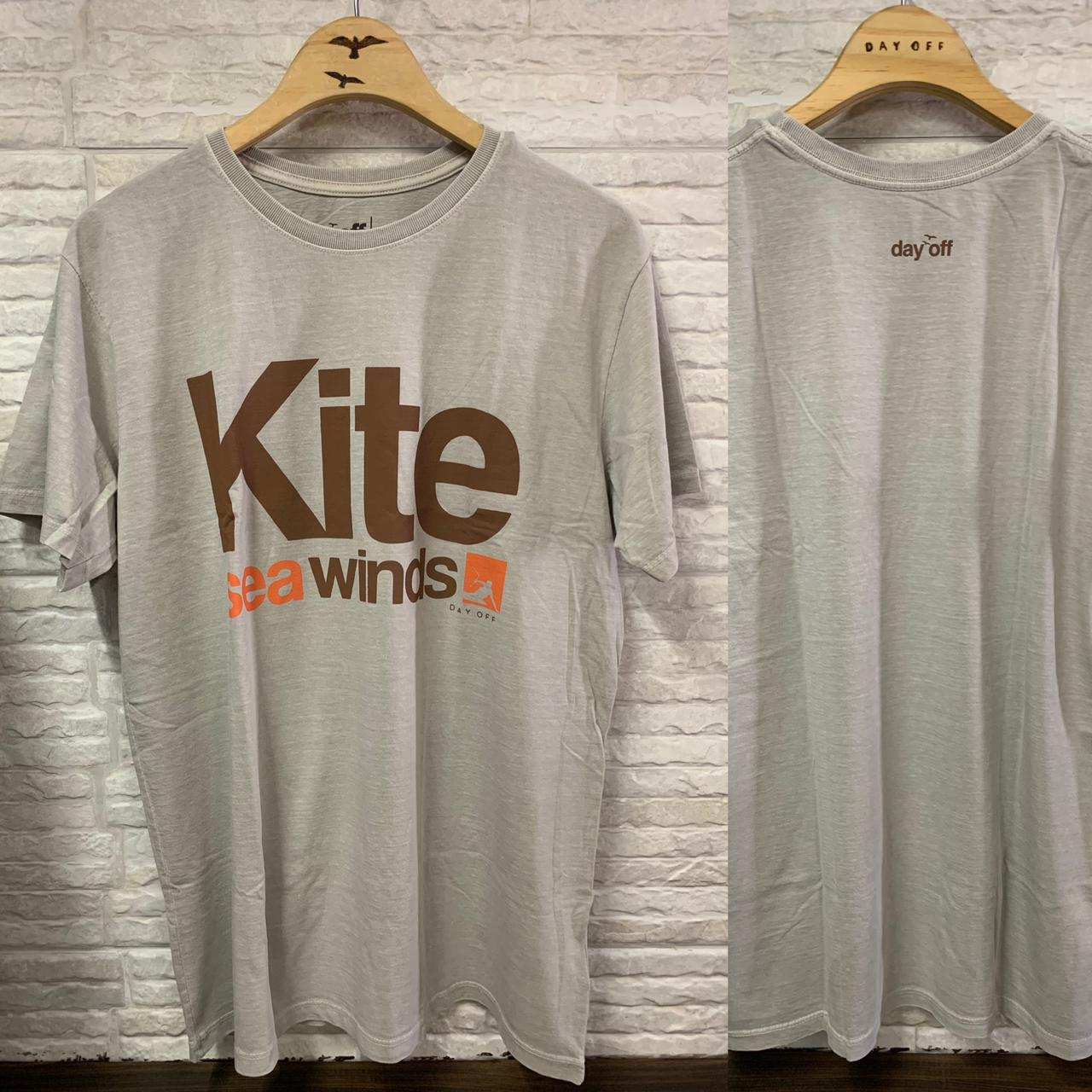 Camiseta T-Shirt  Kite Sea Winds  Off White