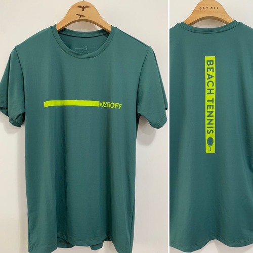 Dry Fit Masculina - Verde Escuro