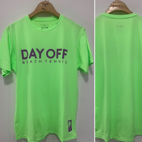 Dry Fit Masculino - Verde Fluor