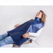 Avental Periapical com protetor de tireoide - 76x60cm - 0,25mm/Pb - N.Martins